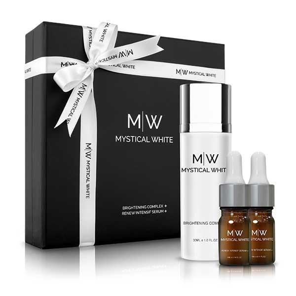 Mystical White Set