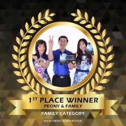 Peony's Family