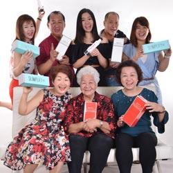 Jenny Yong's Family